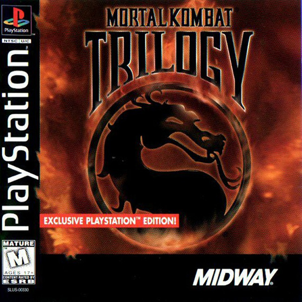 Mortal Kombat Trilogy [NTSC-U] Front Cover